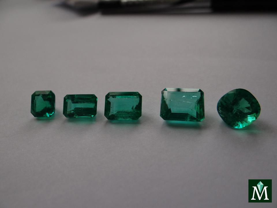 © Mensal Emeralds