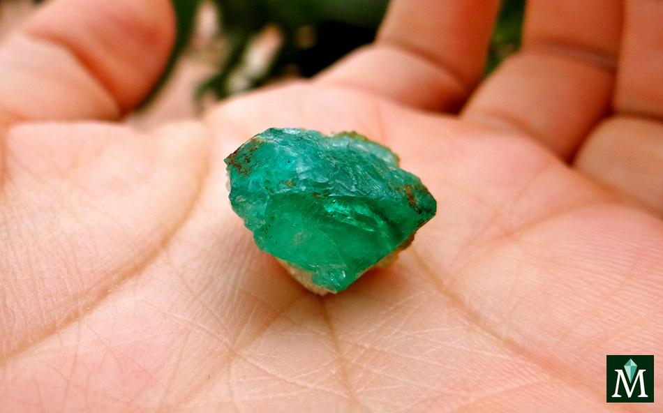 Muzo Emerald Gemstone